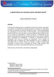 CENTRO UNIVERSITÁRIO UNA - Fundação Guimarães Rosa