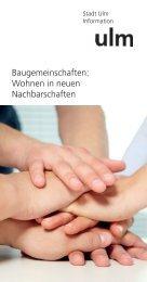 Baugemeinschaften - Forum Gemeinschaftliches Wohnen e.V.