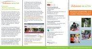 Programmflyer - Nachbarschaftshilfe und soziale Dienstleistungen ...