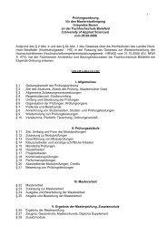 Prüfungsordnung für den Masterstudiengang Integrales Bauen an ...