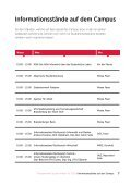 Programmheft - Fachhochschule Brandenburg - Seite 7