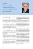20 Jahre Bauingenieurausbildung an - Fachhochschule Erfurt - Seite 4