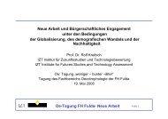Oe-Tagung FH Fulda- Neue Arbeit Neue Arbeit und ...