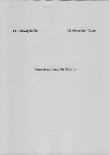 Fh formelsammlung 5 signale und for Statik formelsammlung