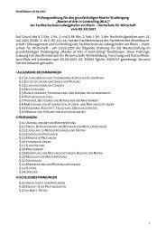 Master of Arts in Controlling (MA) - Hochschule Ludwigshafen am ...