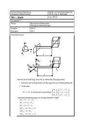Aufgabenblatt 11