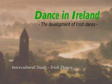 Dance in Ireland