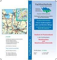 Fachhochschule Oldenburg/Ostfriesland/Wilhelmshaven