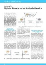 Forschung und Entwicklung (PDF) - FH Wedel
