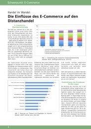 Schwerpunkt E-Commerce (PDF) - FH Wedel