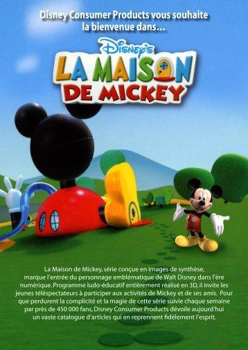 La Maison de Mickey - fhcom