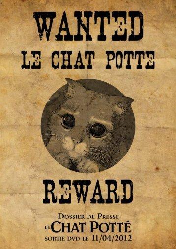 Le Chat Potté - Foxoo