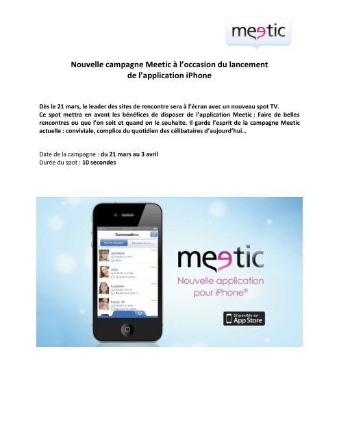 site de rencontre app iphone