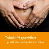Tobaksfri graviditet