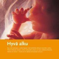 En bra start – Hyva-alku