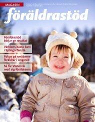 Magasin föräldrastöd nr 3, 6.55 MB - Statens folkhälsoinstitut