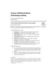 FHIFS 2003:2, 404 kB - Statens folkhälsoinstitut