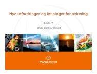 Nye utfordringer og løsninger for avlusing - FHL