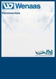 Rammeavtale - FHL
