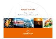 Marine Harvest (Anders Laugsand) - FHL