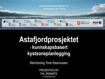 Tone Rasmussen - FHL