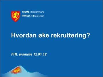 Leif-Peder Jørgensen - FHL