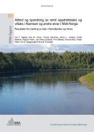 NINA Rapport 931 - FHL