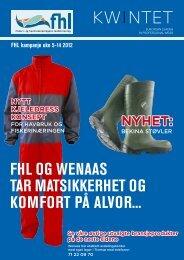 Vinterkampanje 2012 - FHL