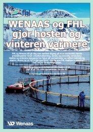 WENAAS og FHL gjør høsten og vinteren varmere WENAAS og FHL ...