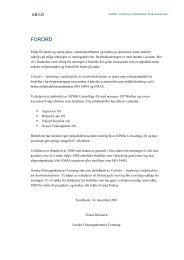 Miljøveilederen (pdf) - FHL