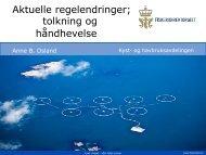 Anne B Osland FDIR - FHL