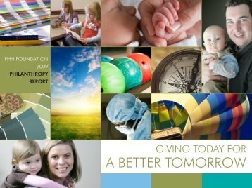 A BETTER TOMORROW - FHN