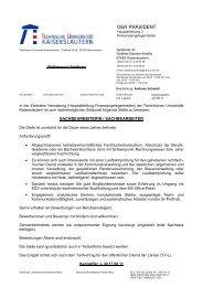 HAUPTABTEILUNG 3 - Fachhochschule für öffentliche Verwaltung