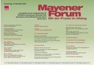 Flyer 2005 - Fachhochschule für öffentliche Verwaltung