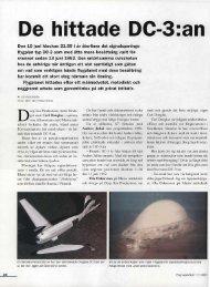 De hittade DC-3:an