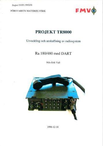 Radiosystem RA 180/480 - Försvarets Historiska Telesamlingar,FHT