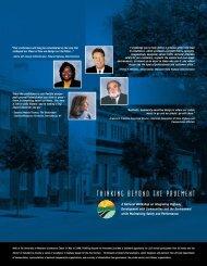 Thinking Beyond the Pavement - NH.gov