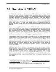 2 0 Overvie of STEAM - Federal Highway Administration