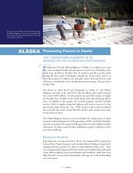 Pioneering Precast in Alaska - About