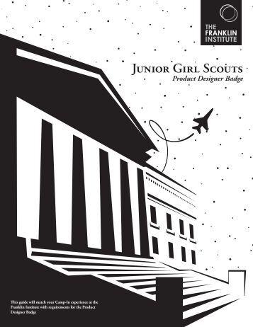 Junior Girl Scouts - The Franklin Institute