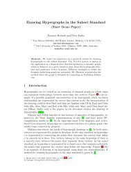 Drawing Hypergraphs in the Subset Standard