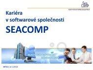 SEACOMP sro