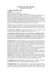 CINETECA NACIONAL DE CHILE - FIAF