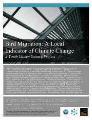 Bird Migration - The Franklin Institute