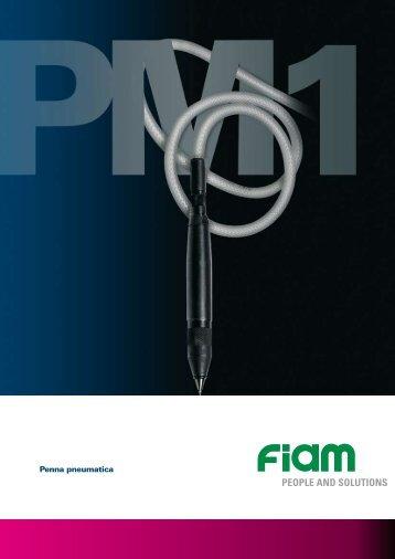 Penna pneumatica - Fiam
