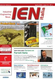 di110 product news - Fiam