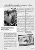 FOODFirst 2008-1: Bagger fressen Bauernland - FIAN Österreich - Page 6