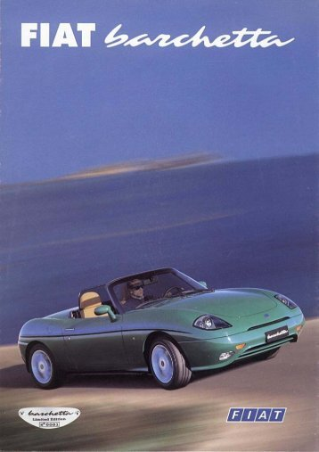Foto op volledige pagina - FIAT-barchetta.com