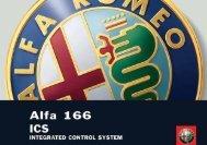I-IV Alfa 166 ICS ING