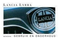 L ANCIA L YBRA - Fiat-Service
